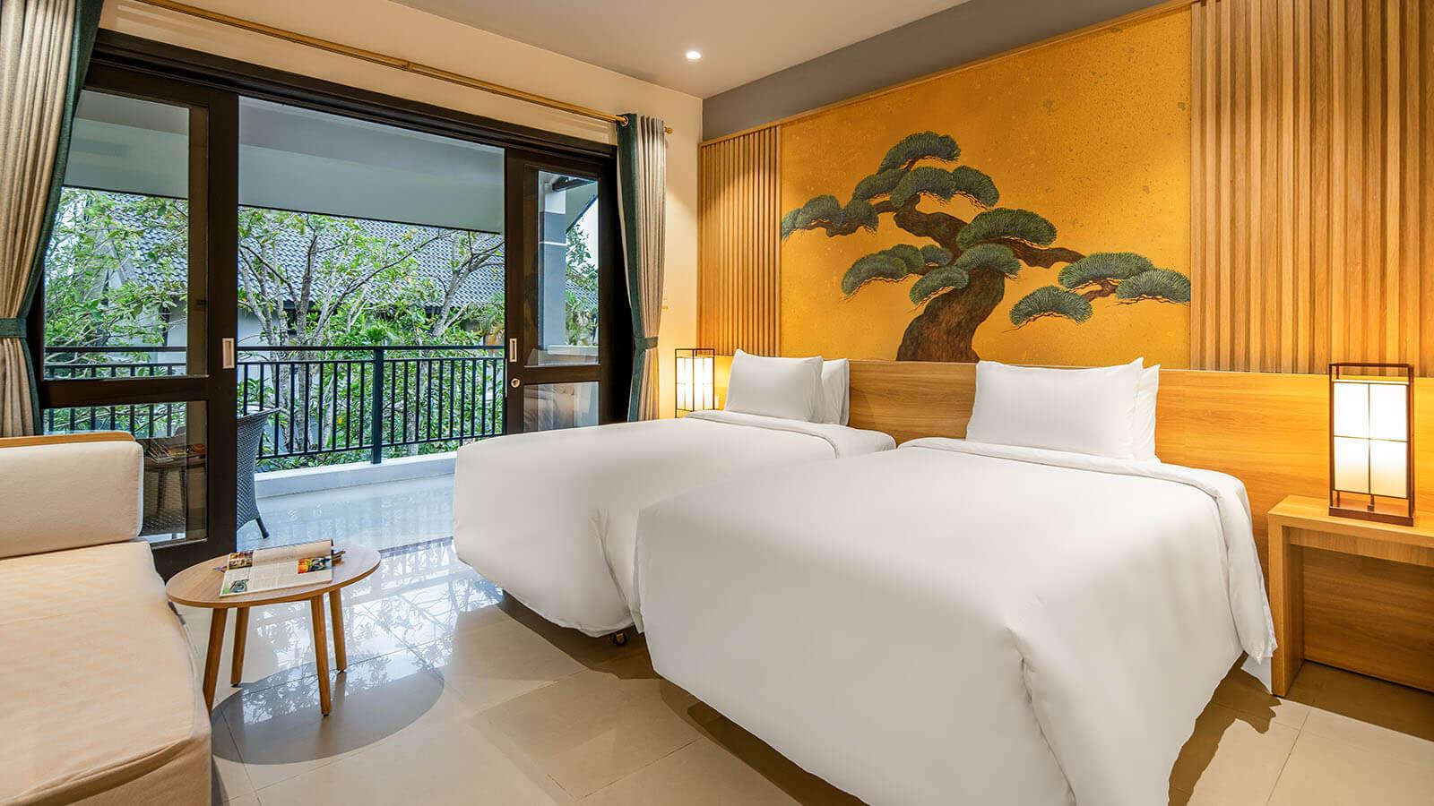 Hinode Villa Da Nang Mikazuki Japanese Resort Spa