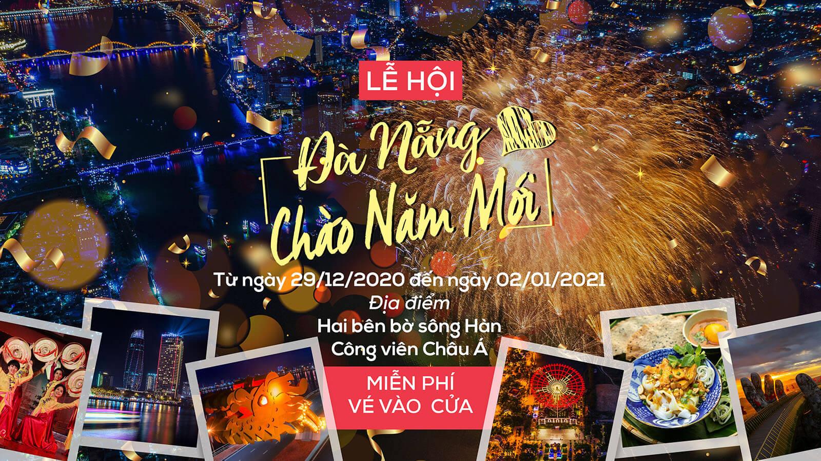 Le Hoi Da Nang Chao Nam Moi 2021
